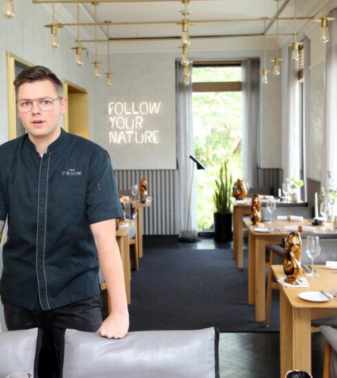 INTERVIEW MIT KÜCHENCHEF ANDRÉ KÄHLER